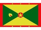 Flag, Grenada 20 x 30cm