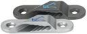 Clamcleat, Leech Racing Line 3-6mm Aluminum