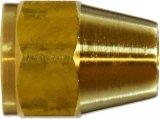 Flare Nut, 1/2 Standard Brass