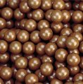 Ball Set, 3/8″ Brown Torlon 25 Pack