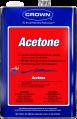 Acetone, Gal