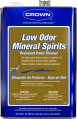 Paint Thinner, Quality 100% Mineral Spirits Gal