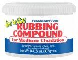 Rubbing Compound, Medium Oxide 14oz
