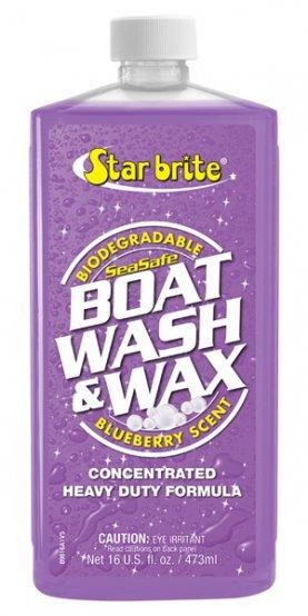 Wash & Wax, f/Boat  16oz 3