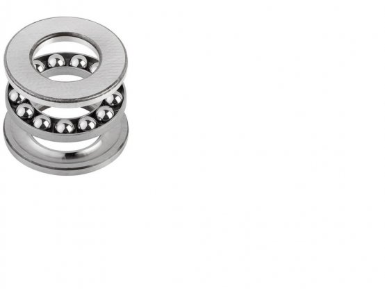 Ball-Bearing, 04x16x05mm Sgl Radial 2Metal-Shield 3