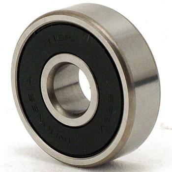 Ball-Bearing, 08x19x06mm Sgl Radial 2Rubber Seal 3