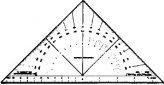 Protractor Triangle