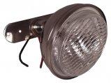 Spreader Light, 12V 55W Stainless Steel Swivel Mount
