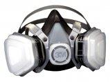 Respirator, Half-Face Size Large 53P71