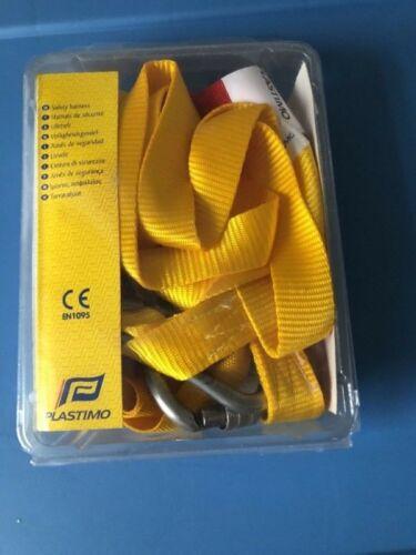 Harness, Safety Adjust w/Dbl-Hk Tether EN-1095-App 3
