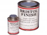 Varnish Kit, Bristol Finish Amber Hi-Gloss Gal