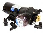 Pressure Pump, 12-24V 4.5GpM SensorMax Vsd