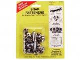 Canvas Snap Kit, Stud&Socket&Tool 6 Pack
