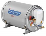 Waterheater, Basic 40Lt 230V/750W with Heat Exchanger