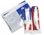 Flag Set, French:50×70 N:60×40 C:60x40cm 3 Piece