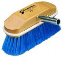 Window&Hull Brush, 8″ Xtra Soft with Quick Clip Male
