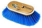 Deck Brush, 6″ Extra Soft Blue Bristles