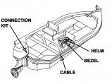 Steering Kit, Safe-T Quick-Connect with 12′ Cable