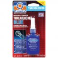 Threadlocker, Medium Strength Blue 10ml/Bottle