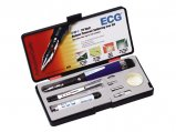 Soldering Kit, with Hot Knife & Hot Air Tools Butane