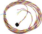 Wire Harness, Trim Tabs Length:22′