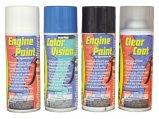 Spray Paint, Hi-Gloss Clear-Coat 12oz Aerosol