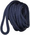 DoubleBraid Rope, Nylon 3/8″ Navy Blue per Foot