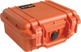 Case, 10 X 9 X 5″ w/o Foam Orange Mini-S 1200