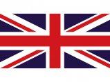 Flag, British Union Jack 20 x 30cm