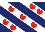 Flag, Friesland Dutch Regional 30 x 45cm