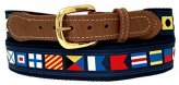 Belt, Embroidery Flags TGIF Size 38