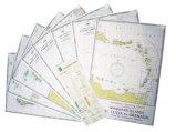 Chart Kit, Leeward Islands Anguilla to Dominica