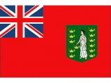 Flag, British Virgin Islands 12″ x 18″ Nylon