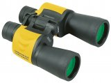 Binoculars, 7 x 50 AutoFocus Yellow/Black Waterproof