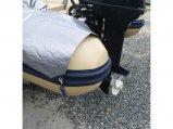 Tarpaulin, 12 x 16′ Heavy Duty Silver UV Resistant 200g m²
