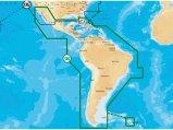 Navionics+ CF Caribbean & South America
