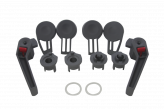 Handle Kit, Large LH+RH for Ocean/Cstline/Low&Medium Prof