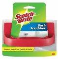Scrubber, Bath-White Fine Scotch-Brite 7723