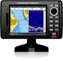 Chartplotter/GPS, 5″ Screen Built in charts