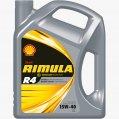 Motor Oil, SAE:15W-40 Rimula R4 Gal
