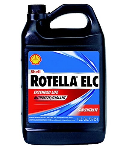 Coolant, Extended Life ELC Red Concentrate Gal 3
