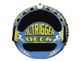 Towable, Concave Tube OUTRIGGER