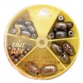 Sinkers, Egg & Split Shot 55 Piece