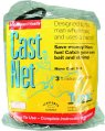 Cast Net, 3/8″ Mesh Iron Weights Size 5′