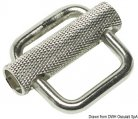 Buckle, for Webbing:50mm with Stainless Steel Slider