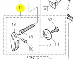 Clamp Screw Kit, Transom Mount 8to40hp