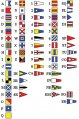 Flag Set, International-Code 18″ x 24″