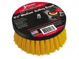 Brush, Scrub Medium for Dual Action Polisher