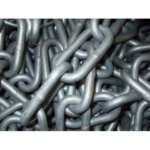 "Chain, 16mm 5/8"" Long-Link Grad30 Galvanize per Foot 31"