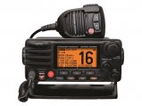 VHF, Fixed Matrix AIS/GPS with AIS + GPS + Hailer Black
